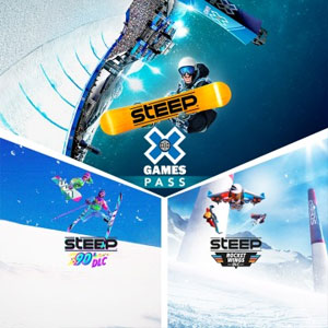 Buy STEEP X Games Pass PS4 Compare Prices