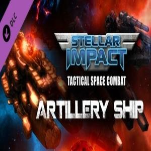 Stellar Impact Artillery Ship DLC