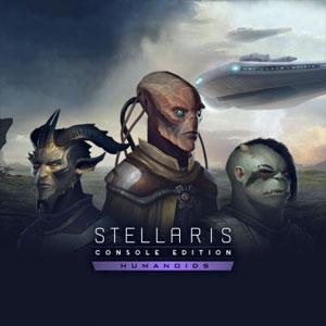 Buy Stellaris Humanoids Species Pack Xbox One Compare Prices