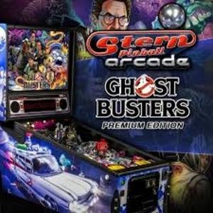 Stern Pinball Arcade Ghostbusters Premium