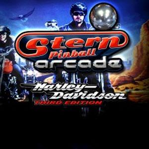Stern Pinball Arcade Harley-Davidson