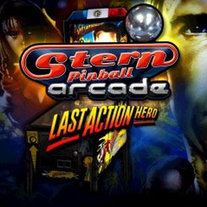 Stern Pinball Arcade Last Action Hero