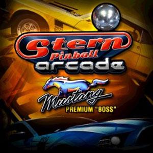 Stern Pinball Arcade Mustang