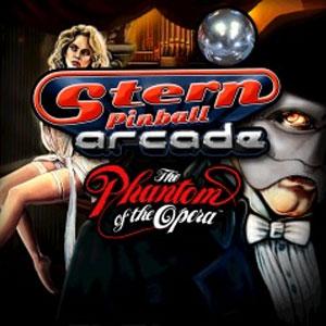 Stern Pinball Arcade Phantom of the Opera