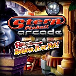 Stern Pinball Arcade Ripley's Believe it or Not