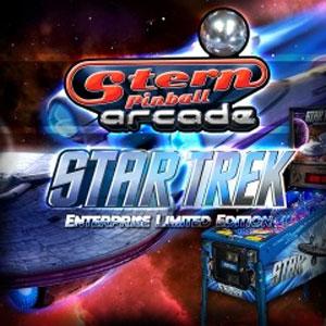 Stern Pinball Arcade Star Trek