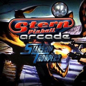 Stern Pinball Arcade Starship Troopers