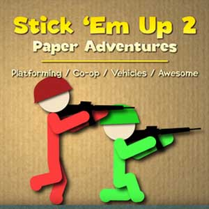 Buy Stick Em Up 2 Paper Adventures CD Key Compare Prices