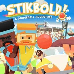 Stikbold A Dodgeball Adventure