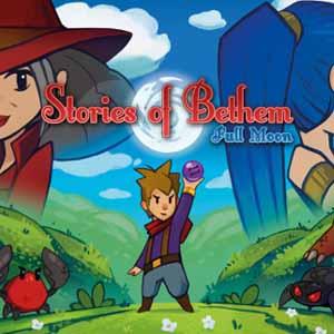 Stories of Bethem Full Moon