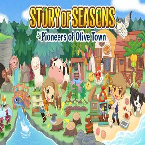 Buy STORY OF SEASONS Pioneers of Olive Town Nintendo Switch Compare Prices
