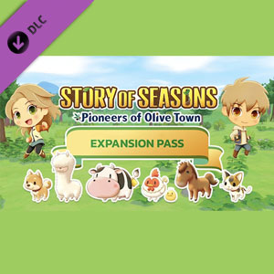 STORY OF SEASONS Pioneers of Olive Town Expansion Pass