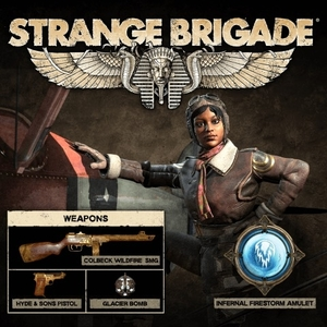 Strange Brigade American Aviatrix Character Expansion Pack