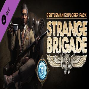 Strange Brigade Gentleman Explorer Character Pack