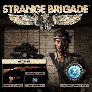Buy Strange Brigade Japanese Naval Officer Character Pack PS4 Compare Prices