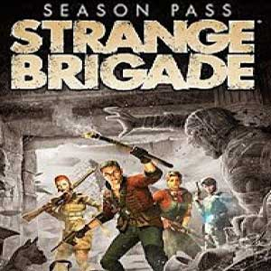 Buy Strange Brigade Season Pass CD Key Compare Prices