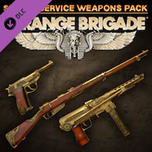 Strange Brigade Secret Service Weapons Pack