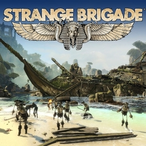 Strange Brigade The Thrice Damned 1 Isle of the Dead