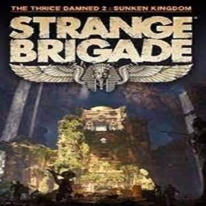 Strange Brigade The Thrice Damned 2 The Sunken Kingdom