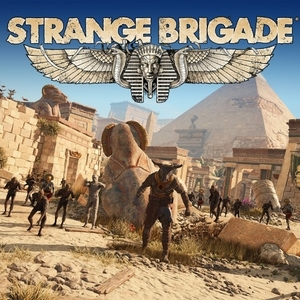 Strange Brigade The Thrice Damned 3 Great Pyramid of Bes