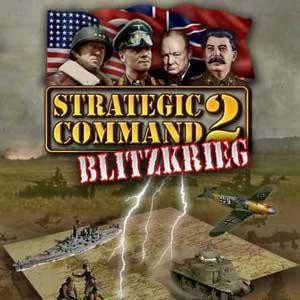 Buy Strategic Command 2 Blitzkrieg CD Key Compare Prices