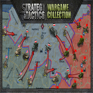Strategy and Tactics Wargame Collection