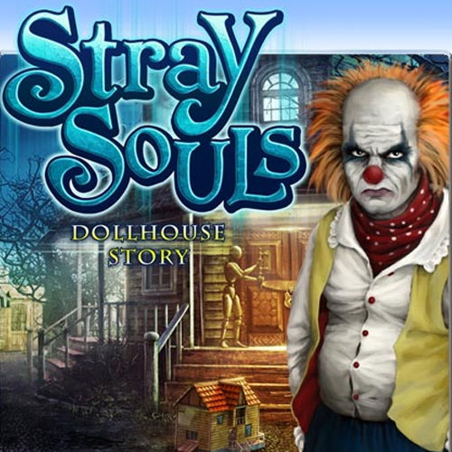 Stray Souls A Dollhouse Story
