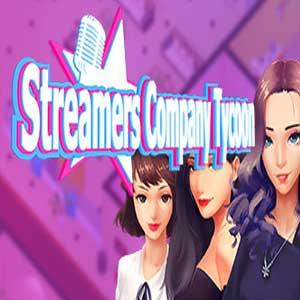 Streamers Company Tycoon