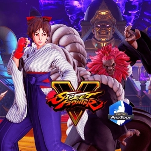 Street Fighter 5 Capcom Pro Tour 2018 Premier Pass