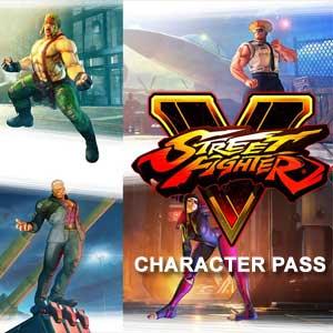 Street Fighter 5 Character Pass