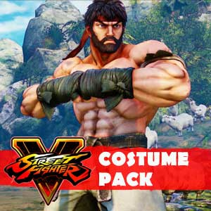 Street Fighter 5 Costume Pack