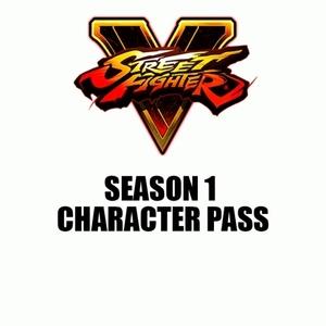Street Fighter 5 Season 1 Character Pass