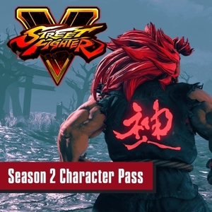 Street Fighter 5 Season 2 Character Pass