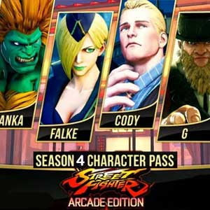 Buy Street Fighter 5 Season 4 Character Pass PS4 Compare Prices