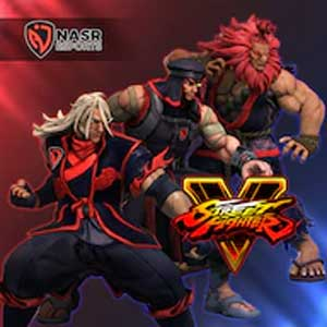 Street Fighter 5 SFL2020 NASR Costumes Bundle
