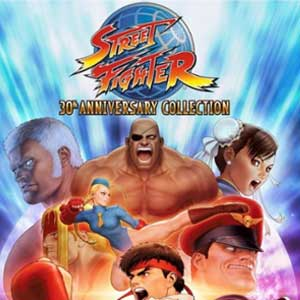 Buy Street Fighter 30th Anniversary Collection PS4 Compare Prices