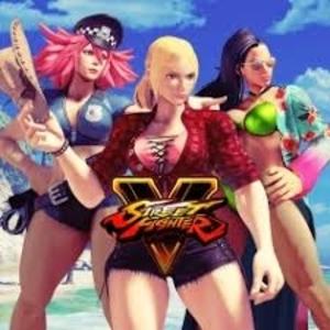 Street Fighter V Summer 2019 Character Bundle