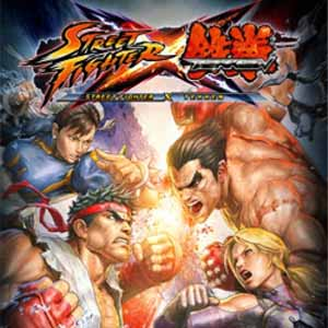 Buy Street Fighter X Tekken Xbox 360 Code Compare Prices
