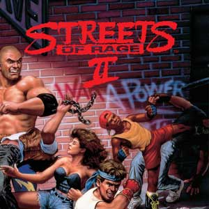 Buy Streets of Rage 2 CD Key Compare Prices