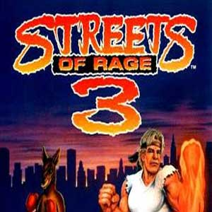 Buy Streets of Rage 3 CD Key Compare Prices