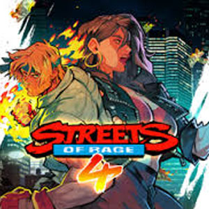 Buy Streets Of Rage 4 PS4 Compare Prices