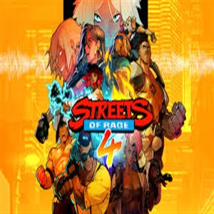 Buy Streets of Rage 4 Xbox Series Compare Prices