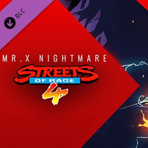 Buy Streets Of Rage 4 Mr. X Nightmare Nintendo Switch Compare Prices