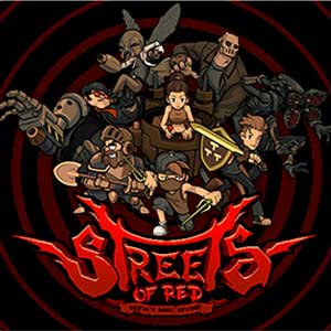 Streets of Red Devils Dare