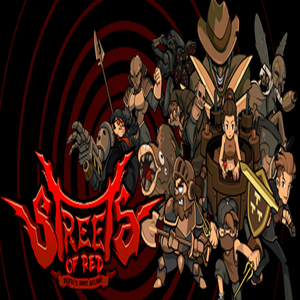 Streets of Red Devil's Dare Deluxe
