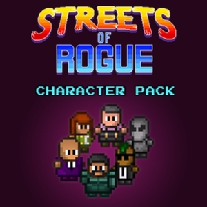 Streets Of Rogue Character Pack