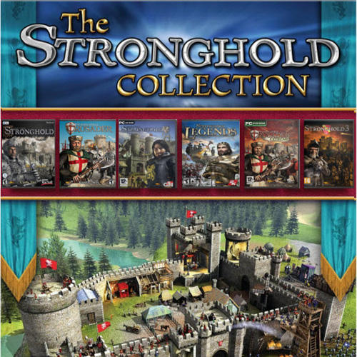 Buy Stronghold collection CD Key Compare Prices