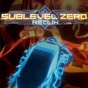 Buy Sublevel Zero Redux PS4 Compare Prices