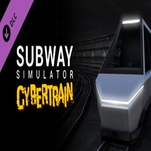 Subway Simulator Cyber Train