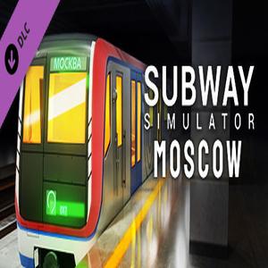 Subway Simulator Moscow Train